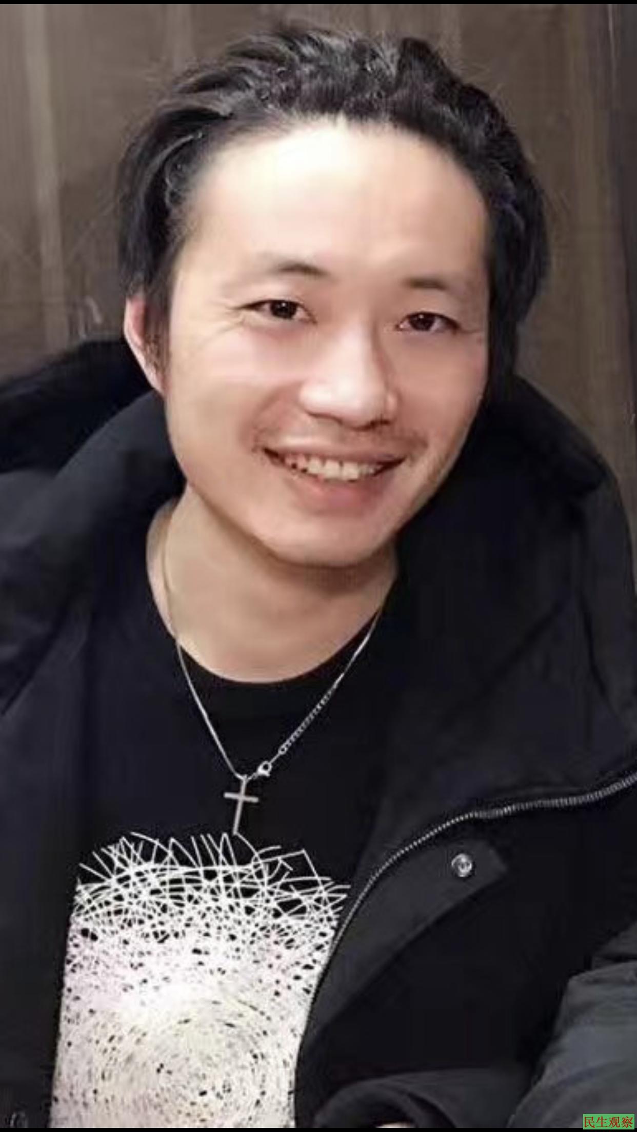 江苏维权人士张昆获刑两年半