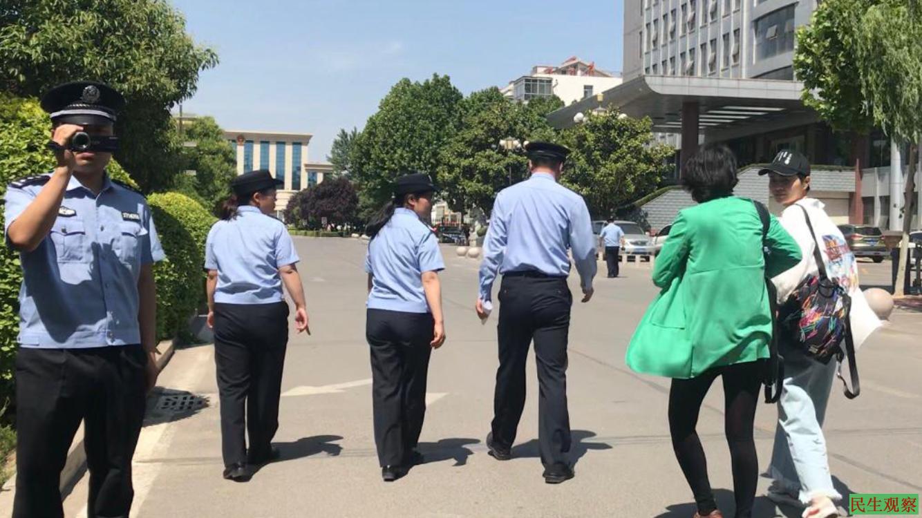 李文足探视王全璋不果当局出示视频应对
